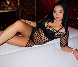 Antonia 2 – Top Hure bietet Escortservice über Modelagentur