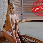 Inessa Sex-Kontakte Frankfurt am Main blond Devot Top Escortservice