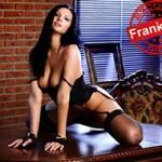 Jessica Escort Callgirl aus Frankfurt am Main Anal Sex in Strapsen