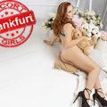 Maxima - Brünette Escort Dame in Frankfurt sucht Sex Bekanntschaften