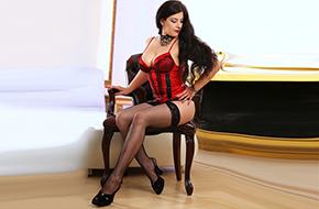 Nicole 2 - Luxury Domina Buyable Love For Escort Berlin Customers