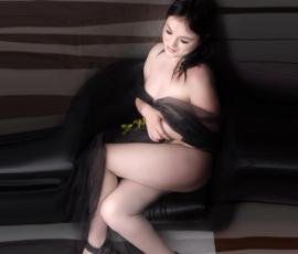 Olga – Versaute junge Reisebegleitung macht alles beim Sex