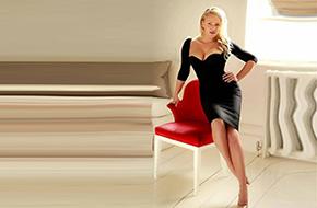 Pavlinka – Bizarre Domina Ladie auch für Begleitservice mit Sex Erotik buchen