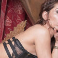 Sabrina - Housewives from Berlin stimulates Flirting with Dildo Games for a low Budget