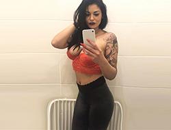 Sandra – Escort Callgirl aus Griechenland bietet Hausbesuche mit Analsex