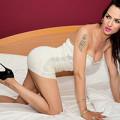 Trans Pamela TV Escort Callboy Berlin bietet Analsex als inklusiv Service