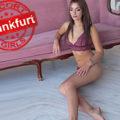 Victoria - Intimen Sex Stunden mit Brünette Escort Ladie In Frankfurt