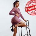 Violetta - Versaute Nutten in Frankfurt lieben Sex Striptease im Stundenhotel