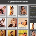 Escort Berlin Ophelia bietet Happy Hour Sex mit Top Hobby Huren
